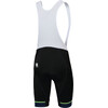 Sportful Giro Miehet Bib-pyöräilyshortsit , musta